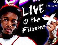 SHY GLIZZY LIVE @ THE FILLMORE
