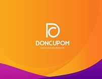 Novo logo Doncupom