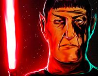 Star Wars + Star Trek