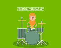 Josep Montserrat - Motion Graphics Reel 2015