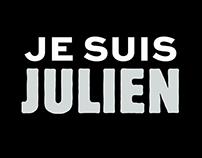 JE SUIS ... a Charlie Hebdo Tribute