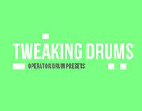 TweakingDrums Logo