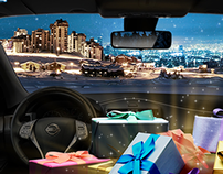 Nissan Christmas Tale