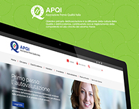 APQI, Corporate website