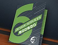 [Free] Graphic Design Corporate Folder Template