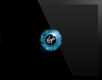 Virgin Galactic App Prototype