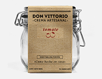 Packaging Tomato cream