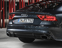 AUDI RS7/CGI/PERONAL WORK