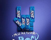 Bis Dia Mundial do Rock