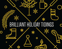 Brilliant Holiday Tidings