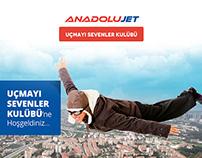 Anadolu Jet - Uçmayı Sevenler Kulübü