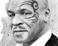 Maxim :: Mike Tyson