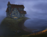 """""""The Witches"""" Visual Development"""