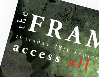 The Frames - VIP Pass