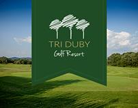 Tri Duby Golf Resort