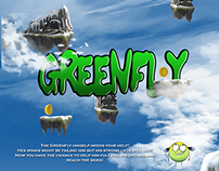Greenfly - Mobile game