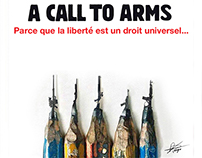 A Call to Arms | Charlie Hebdo