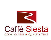 Caffé Siesta packaging