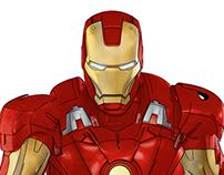 Ironman (Tony Stark)