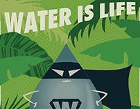 Water Is Life Series