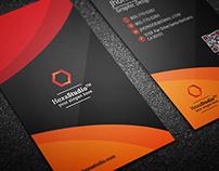 HexaStudio Business Card