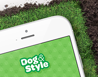 Dog&Style - iOS&Android Mobile App Concept