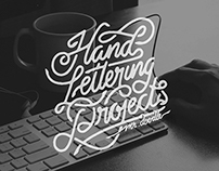 Hand Lettering Project 365 - Updated Daily