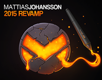 Mattias Johansson 2015 Revamp