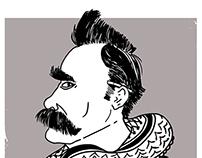 Farid Al Natsheh / Friedrich Nietzsche