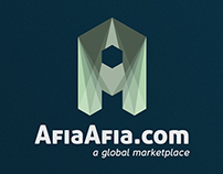 AfiaAfia - Rebranding