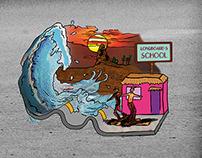 LongBoard´s School - Montañita