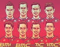 ' Team BMC '