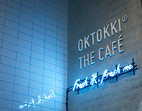 OKTOKKI The Café Branding