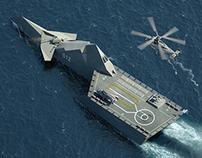 Littoral Combat Ship Concept