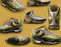 Mid Cut Hiking Footwear FW14/15