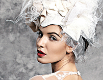 New romantic bride - Editorial