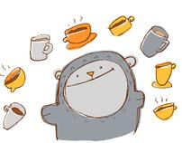Bambaks coffee series