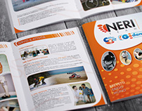 Neri Team • Brand Identity
