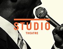 Studio Theatre Rebrand