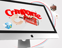 Comparte una Coca-Cola Website