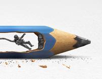 Pictionary Pencils