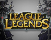 League of Legends_Champion Skins (Riot Games Inc.)