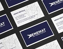 Enemat advertising materials