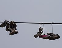 Shoes of Letenské sady