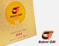 Bakmi GM 2014 Calendar