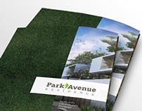 Park Avenue Brochure
