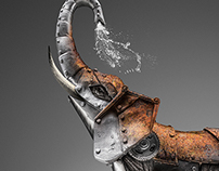 The Rusty Elephant