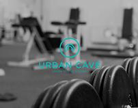Urban Cave branding