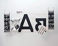 Harbour Typeface