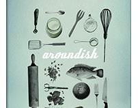 aroundish-app design
